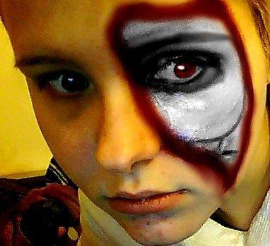 Un maquillage que j'avais fait en 2011 !!