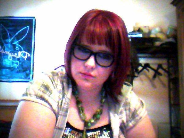 Ma nouvelle tête ^^ J'ai été au coiffeur ce matin.