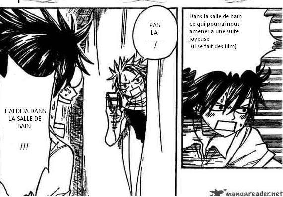 ஐ Les couples dans le manga Fairy Tail ஐ