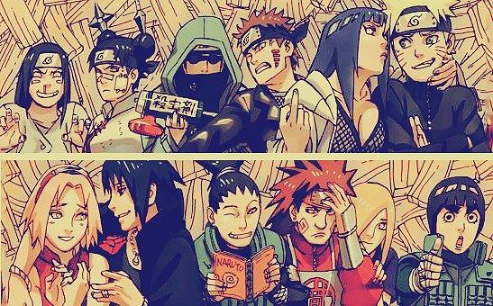 Voici mon opinion sur les ''couples'' de Naruto Shippuden