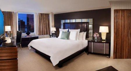 Chambre d'hôtel de Louis en Floride aux USA
