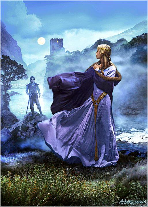 Magnifique Illustration d' Alan Ayers