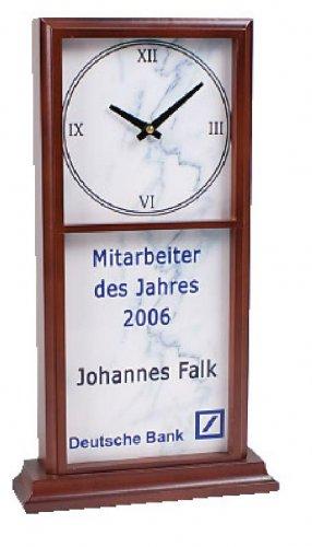 Exemple de pendule imprimable avec image au choix