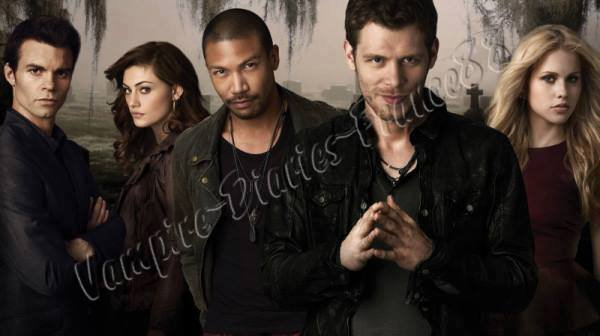 The Originals  - Episode 1 : Plus D'Informations !