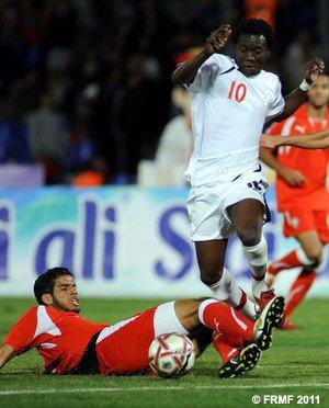 Le Maroc s'impose face au Burkina Faso