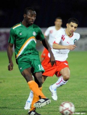 Le Maroc s'impose face au Niger