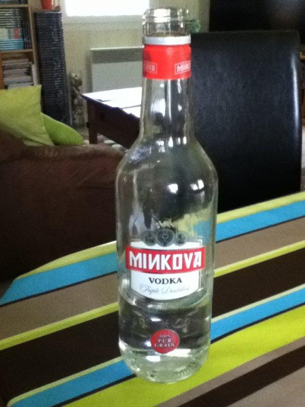Vodka forever