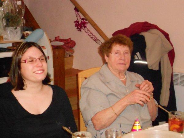 moi et ma tante