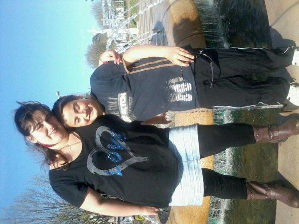 yo con mi hermano Jordan