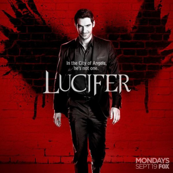 Mon nom est Lucifer Morningstar