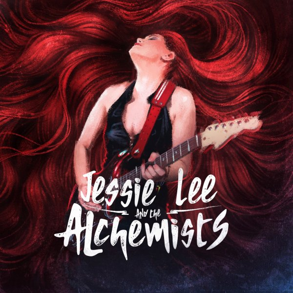 JESSIE LEE & the ALCHEMISTS :1er album et Concert le 11 AVRIL au TRITON