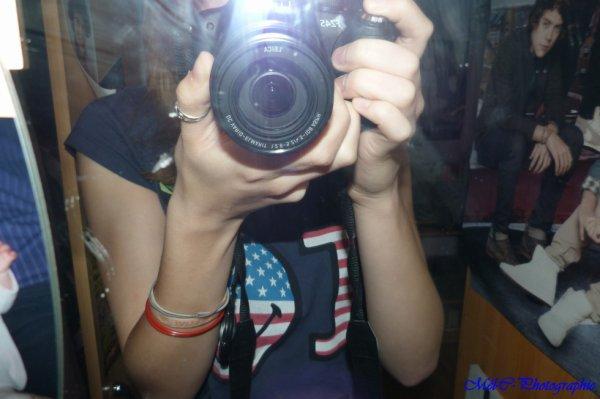 Je vie à travers mes photos
