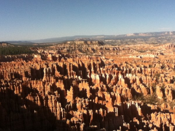Bryce canyon !