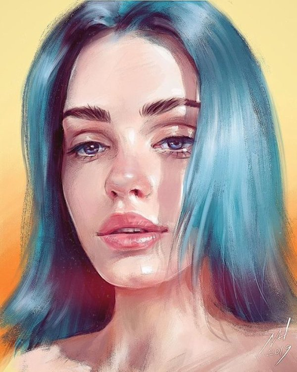 Portrait / Dessin