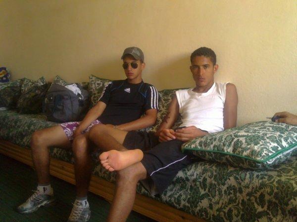 moi et khouya mounir