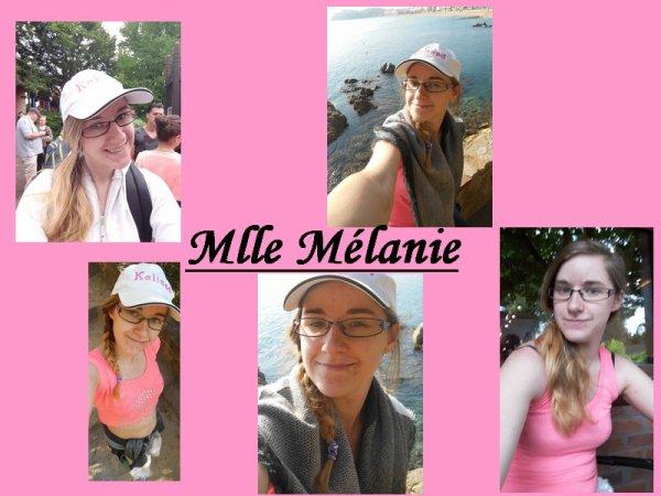Mlle Mélaniiie   ;)