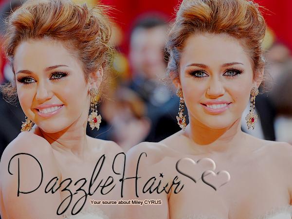 ■ DazzleHair - Your source about miss CYRUS! ■ ARTiiCLE_#'001 ■ CREATiiON - DECORATiiON ■ addictionSELENA; __Catégorie :: Divers » Bienvenue » DazzleHair - Ta nouvelle source sur Miley Cyrus