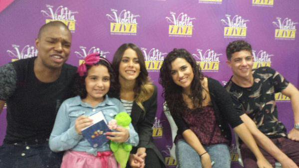 news violetta live Brasil y alba
