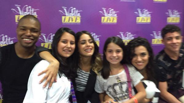 news violetta live y xabiani