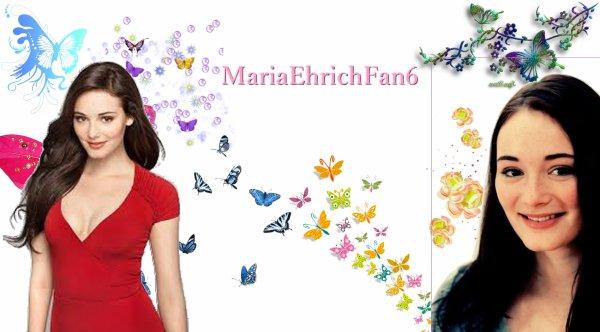 habillage pour MariaEhrichFan6