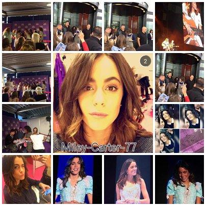 News violetta live Viena, Austria + news mechi