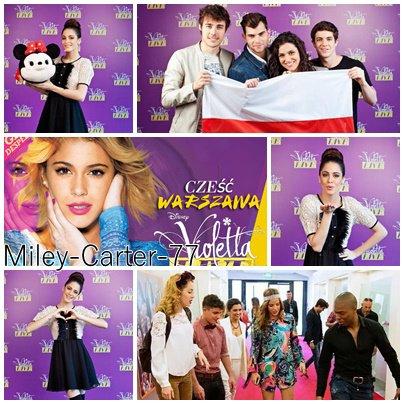 News Maca y ViolettaLive