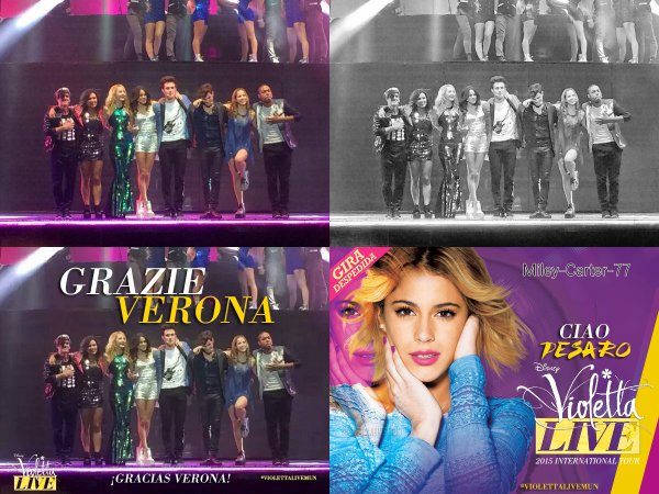 News ViolettaLiveVerona