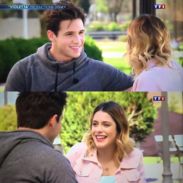 News Damien, Maca y ViolettaliveParis