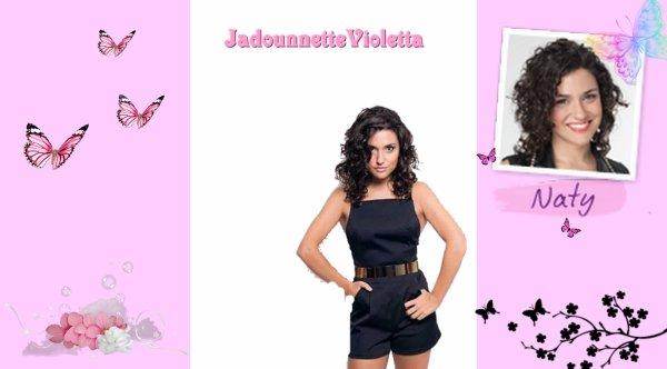Pour JadounnetteVioletta
