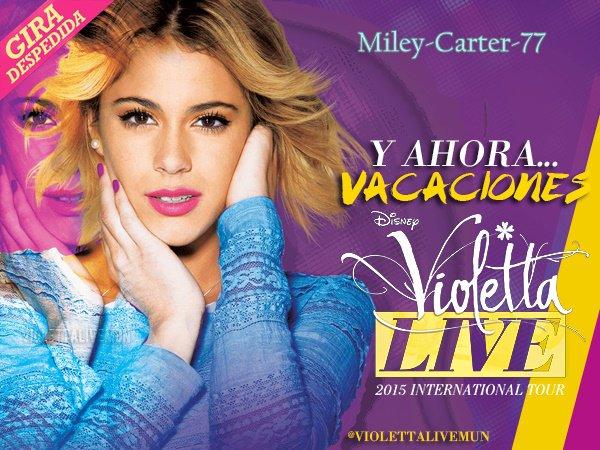 news violetta live