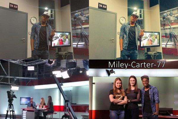 News Tini, Cande y Samuk