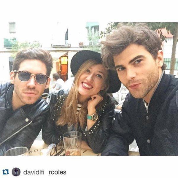 News Diego y Clara