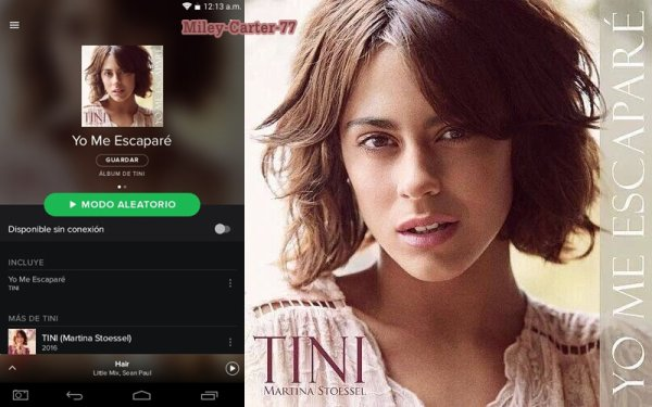 News Tini + News de Jorge