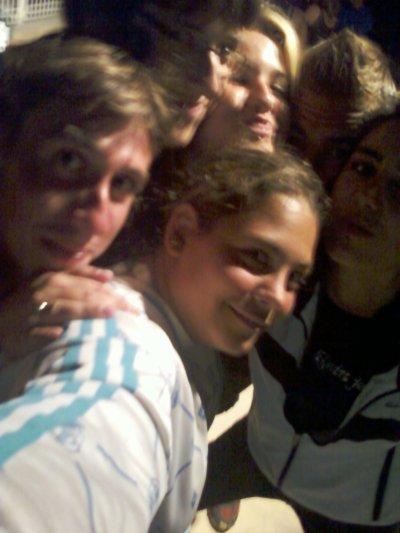 Benjamin , Camille , Alan , Julien , Moi Et Caroline ♥♥
