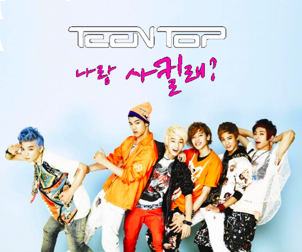 Be Ma Girl (Summer Special) / Teen Top - Party Tonight (2012)
