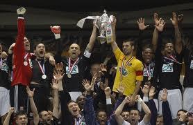 Olympique Lyonnais arrive a gagner en Coupe de France