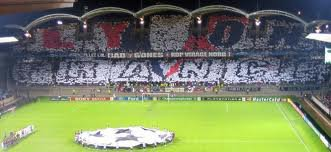 Lyon mets de l'ambiance face a l'As Saint etienne