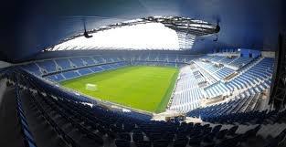 Voila le plus beau Stade de ligue 2 le Stade Océane au havre ac