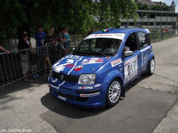 Rallye Epine-Mont du Chat 2012