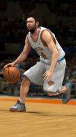 Justin et son équipe dans le nouveau jeu 2K13 NBA