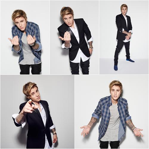 LE 19/02 - Justin a fait une apparition dans l'émission Repeat After Me qui a été diffusée le 24/02 et il est aussi allé sur le plateau de l'émission The Ellen DeGeneres Show!