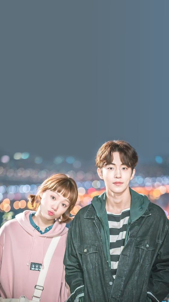 Weightlifting Fairy Kim Bok Joo - DRAMA
