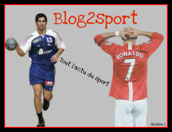 Bienvenue sur Blog2sport / Version 1