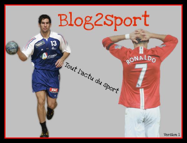 Bienvenue sur Blog2sport / Version 1