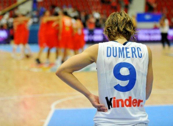 Basket : L'Equipe de France s'incline...