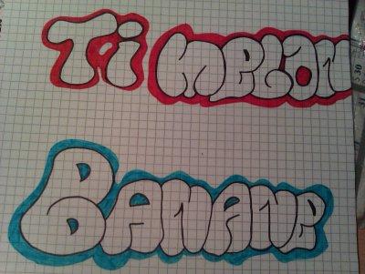Ti Melon&Banane