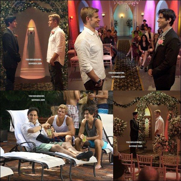 * Plus de stills de «90210 : Nouvelle Génération» de la Saison 4/Episode 8 extrait de Vegas, Maybe? ! *