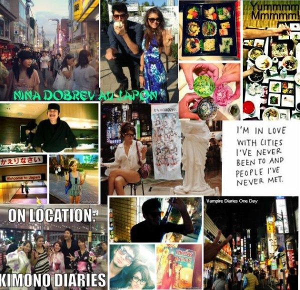 Nina made in Japan + week-end entre amis pour nina et candice + Photo exclu du 5X01 + Spoilers + Teasers de la saison 5 ¨+ Clair pour Disfuckshion
