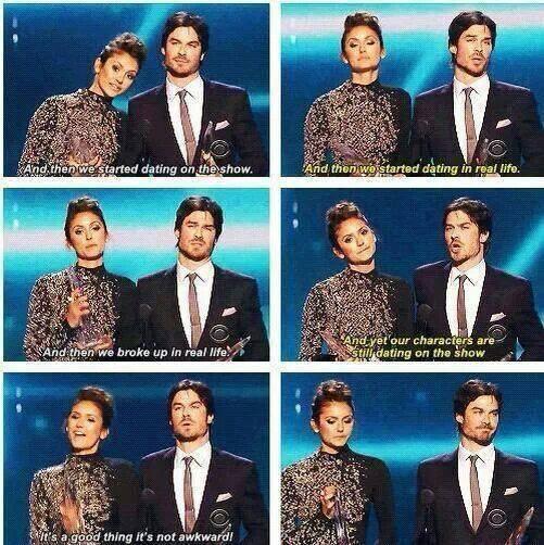 People Choice Award 2014 : Nina et Ian réunis + vidéo !!!!!