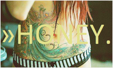 » J'aime le miel »